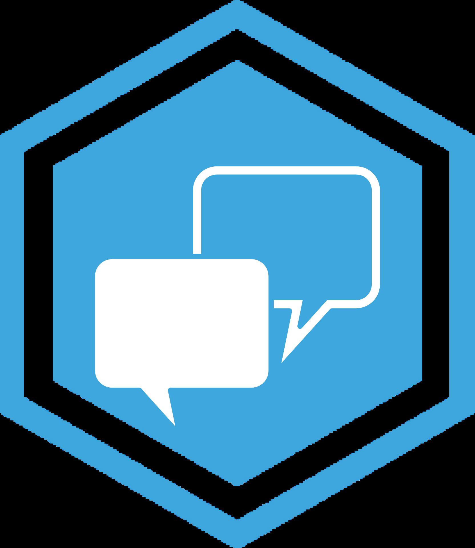 Icon-Speech
